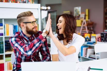 Berufs-Orientierung in 4 Schritten