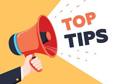 Top Tipps