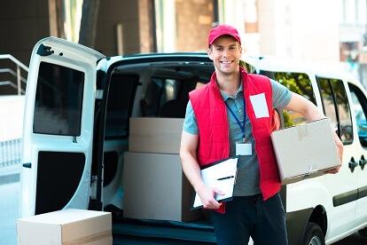Fachkraft für Kurier-, Express- und Postdienstleistungen