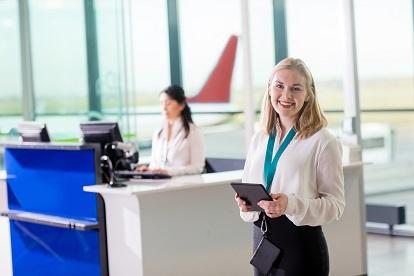 Internationaler Luftverkehrsassistent (m/w/d)