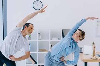 Fitness Mitarbeitermotivation