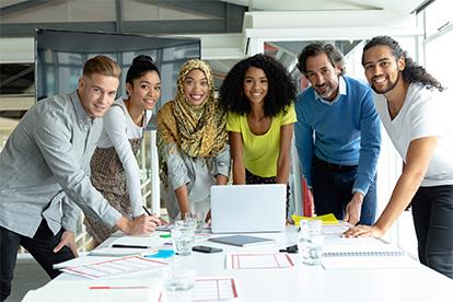 Unternehmenskultur Mitarbeiter