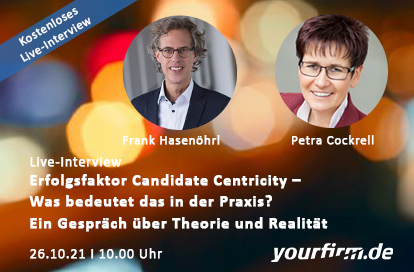 Candidate Centricity