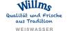 Das Logo von Willms Weißwasser GmbH & Co. KG