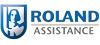 Das Logo von ROLAND Assistance GmbH