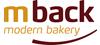 Das Logo von M-Back GmbH