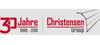 Das Logo von Christensen Tor & Türsysteme GmbH